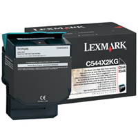 Lexmark C544X2KG Laser Toner Cartridge