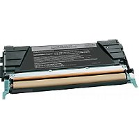 Compatible Lexmark C734A1KG Black Laser Toner Cartridge (Made in North America; TAA Compliant)