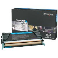 Lexmark C734A2CG Laser Toner Cartridge