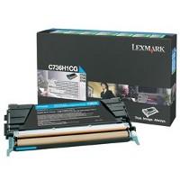 Lexmark C736H1CG Laser Toner Cartridge