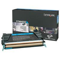 Lexmark C736H2CG Laser Toner Cartridge