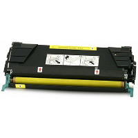 Compatible Lexmark C736H2YG Yellow Laser Toner Cartridge (Made in North America; TAA Compliant)