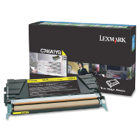 Lexmark C746A1YG Laser Toner Cartridge