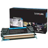 Lexmark C746A2CG Laser Toner Cartridge