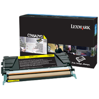 OEM Lexmark C746A2YG Yellow Laser Toner Cartridge
