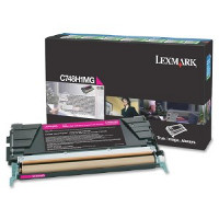 Lexmark C748H1MG Laser Toner Cartridge