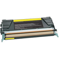 Lexmark C748H1YG Compatible Laser Toner Cartridge