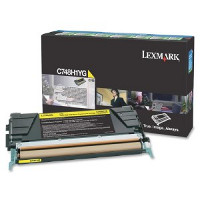 Lexmark C748H1YG Laser Toner Cartridge