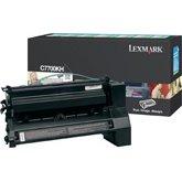 Lexmark C7700KH Laser Toner Cartridge
