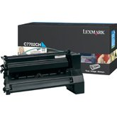 Lexmark C7702CH Laser Toner Cartridge