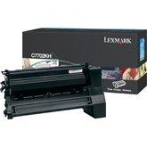 Lexmark C7702KH Laser Toner Cartridge