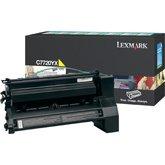Lexmark C7720YX Laser Toner Cartridge