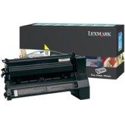 Lexmark C780A1YG Laser Toner Cartridge