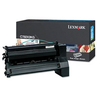 Lexmark C782X2KG Laser Toner Cartridge
