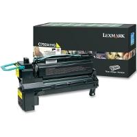 Lexmark C792A1YG Laser Toner Cartridge