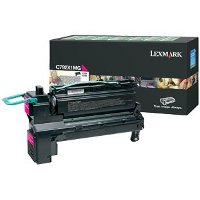 Lexmark C792X1MG Laser Toner Cartridge