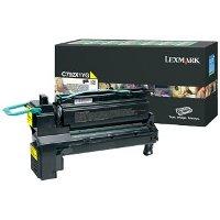 Lexmark C792X1YG Laser Toner Cartridge