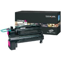 Lexmark C792X2MG Laser Toner Cartridge
