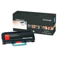 Lexmark E260A21A Laser Toner Cartridge