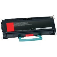 Compatible Lexmark E460X21A Black Laser Toner Cartridge