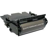 Compatible Lexmark E460X21A Black Laser Toner Cartridge (Made in North America; TAA Compliant)