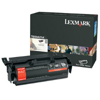 Lexmark T650A21A Laser Toner Cartridge