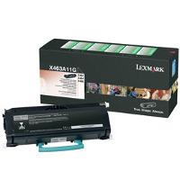 Lexmark X463A11G Laser Toner Cartridge