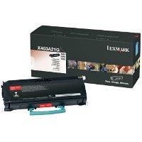 Lexmark X463A21G Laser Toner Cartridge