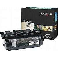 Lexmark X644A11A Laser Toner Cartridge