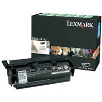 Lexmark X651H11A Laser Toner Cartridge