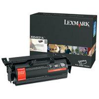 Lexmark X654X21A Laser Toner Cartridge