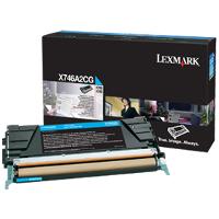 Lexmark X746A2CG Laser Toner Cartridge