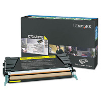 Lexmark X746H1YG Laser Toner Cartridge