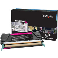 Lexmark X748H2MG Laser Toner Cartridge