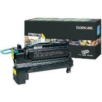 Lexmark X792X1YG Laser Toner Cartridge
