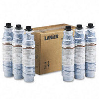 Lanier 480-0068 ( 4800068 ) Black Laser Toner Cartridges (6/Pack)