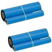 Muratec / Murata PF100 Compatible Thermal Transfer Ribbon Refill Rolls (2/Pack)