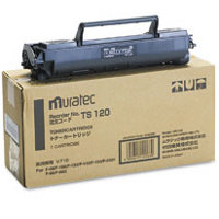 Muratec TS120 ( Murata TS-120 ) Black Laser Toner Cartridge