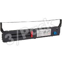 Okidata 40629302 Compatible Printer Ribbons (3/Pack)
