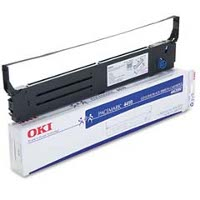 Okidata 40629302 Black Printer Ribbon