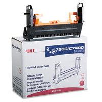 Okidata 41304106 Magenta Printer Drum