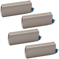 Okidata Compatible Laser Toner Cartridge MultiPack