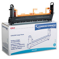 Okidata 41514707 Cyan Printer Drum
