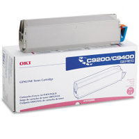 Okidata 41515206 Magenta Laser Toner Cartridge
