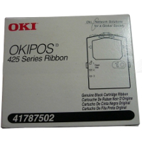 Okidata 41787502 Printer Ribbons (6/Ctn)