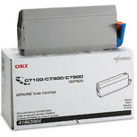 Okidata 41963004 Black Laser Toner Cartridge