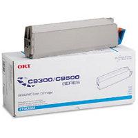 Okidata 41963603 Cyan Laser Toner Cartridge