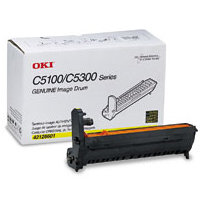 Okidata 42126601 Yellow Printer Drum