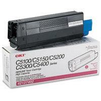Okidata 42127402 Magenta Laser Toner Cartridge