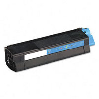 Compatible Okidata 42127403 Cyan Laser Toner Cartridge